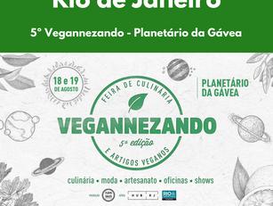 5º Vegannezando - Planetário da Gávea