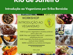 Introdução ao Veganismo por Erika Bereicôa