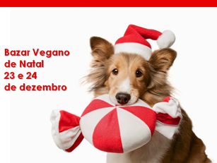 Curitiba: Bazar Vegano de Natal