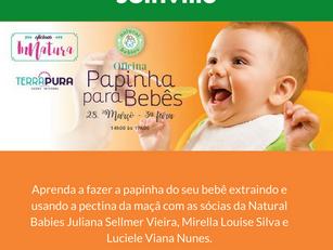 Joinville - Papinha para Bebê Oficinas InNatura