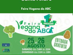 Feira Vegana do ABC