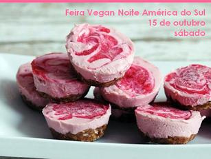 Campo Grande:  Feira Vegan Noite América do Sul