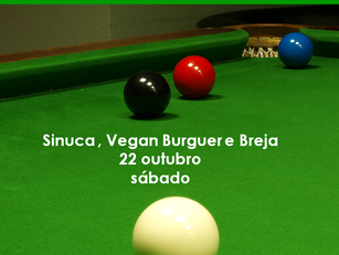 São Paulo: Sinuca, Vegan Burguer Breja