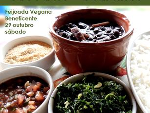 São Paulo:  Feijoada Vegana Beneficente