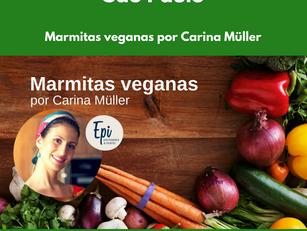 Marmitas veganas por Carina Müller
