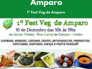 Amparo: 1º Fest Veg de Amparo