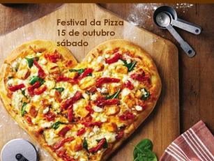 Curitiba: Festival da Pizza