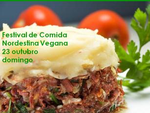 Brasília: Festival de Comida Nordestina Vegana