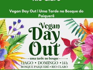 Vegan Day Out | Uma Tarde no Bosque do Paiquerê