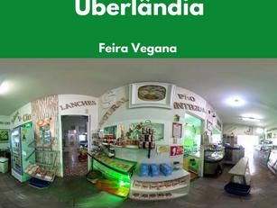 Uberlândia: Feira Vegana
