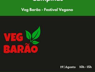 Veg Barão - Festival Vegano