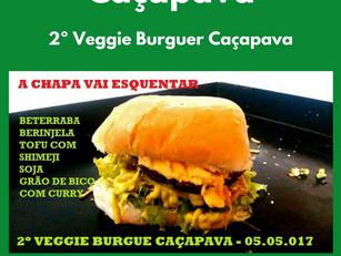 Caçapava - 2º Veggie Burguer Caçapava