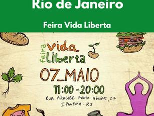 Rio de Janeiro - Feira Vida Liberta