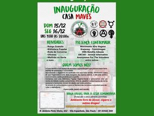 São Paulo | Inauguração Casa Maves