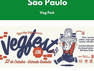 São Paulo: Veg Fest