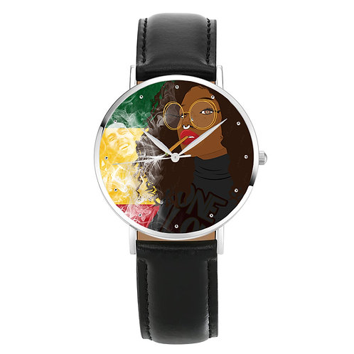 One Love: Brown Skin Watch