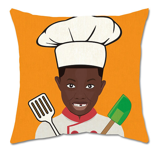 Hey Black Child! Male Chef