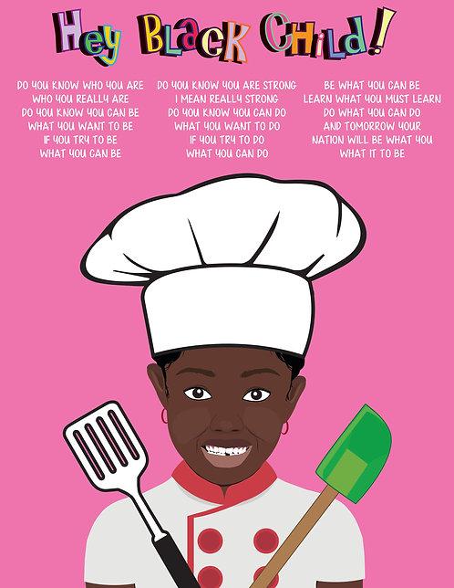 Chef - Girl