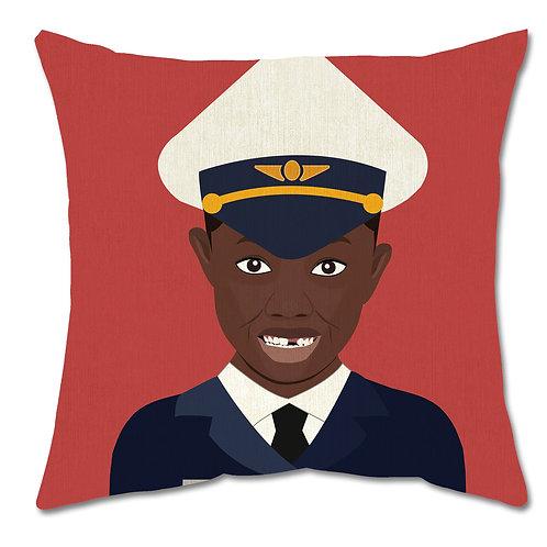 Hey Black Child! Flight Attendant