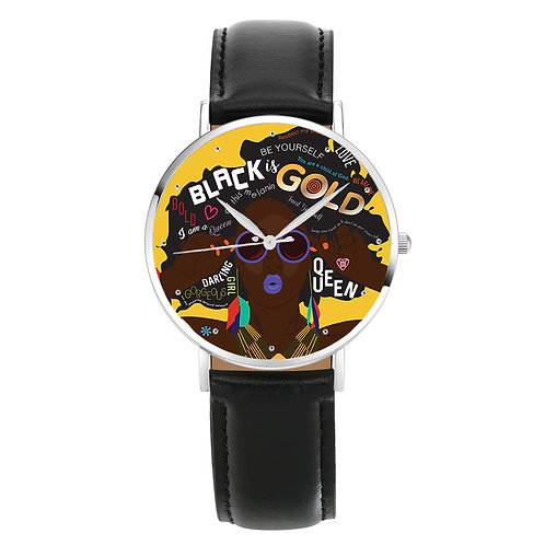 Dark Chocolate Honey Watch