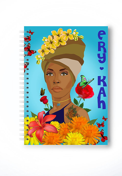 Erykah Badu: Flower Child