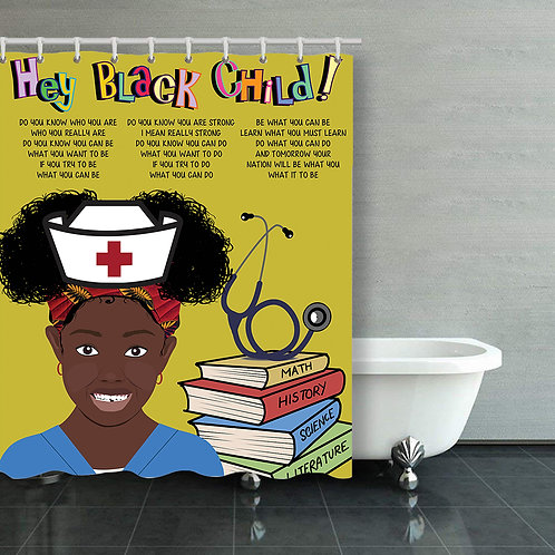 Black Child: Girl Nurse/Doctor