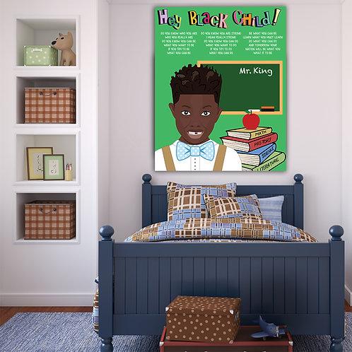 Hey! Black Child: Teacher