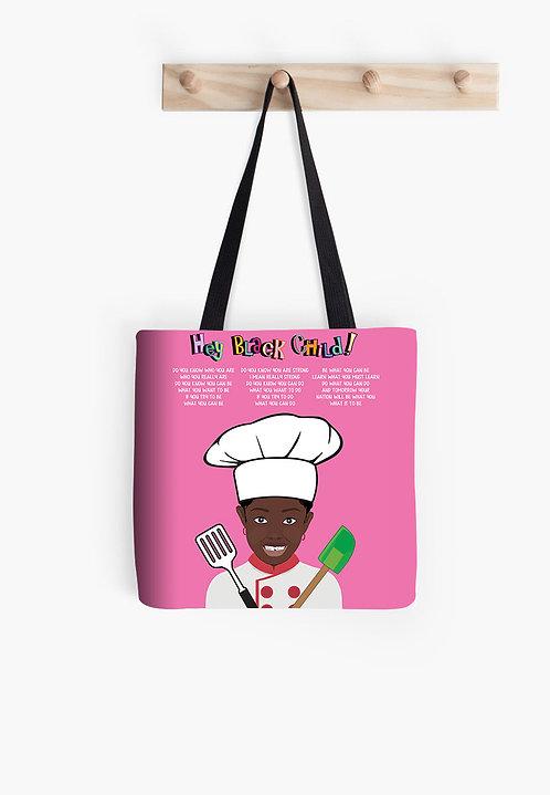 Hey Black Child! Girl Chef