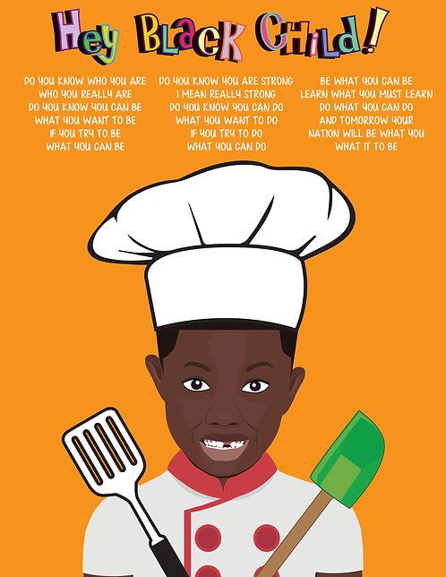 Chef - Boy