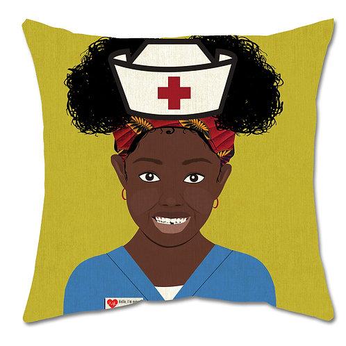 Hey Black Child! Female Nurse/Doctor
