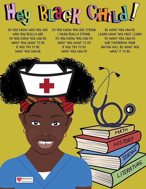 Nurse/Doctor - Girl