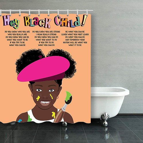 Hey Black Child: Girl Artist