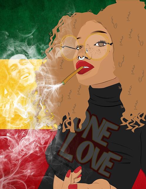 One Love - Caramel