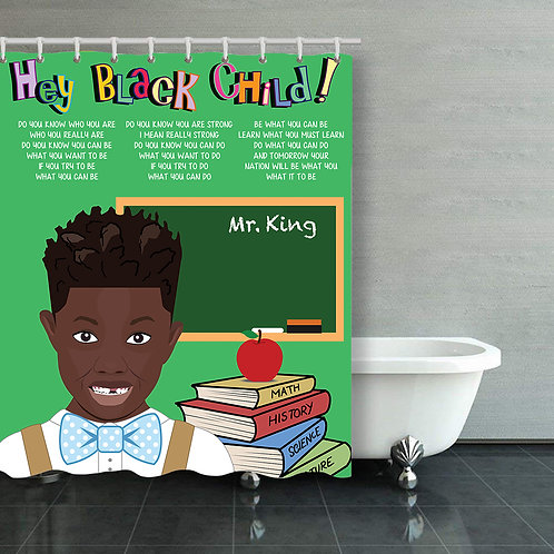 Hey Black Child: Boy Teacher
