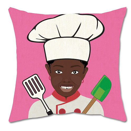 Hey Black Child! Female Chef