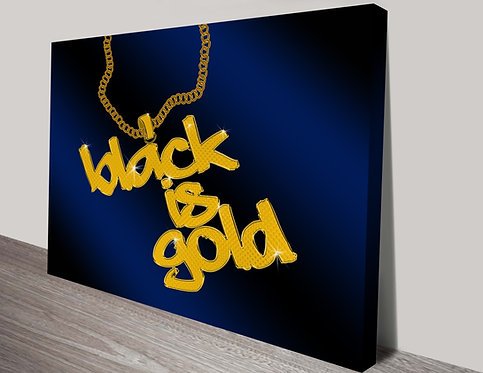 Gold Drip