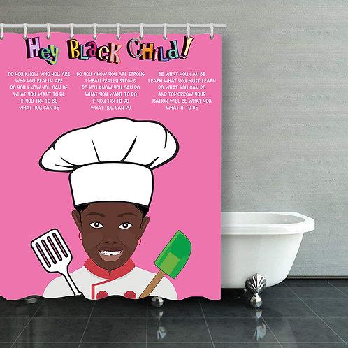 Hey Black Child: Girl Chef