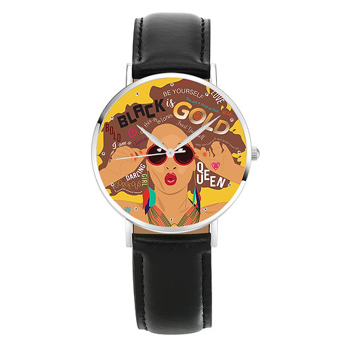 Sweet Caramel Honey Watch