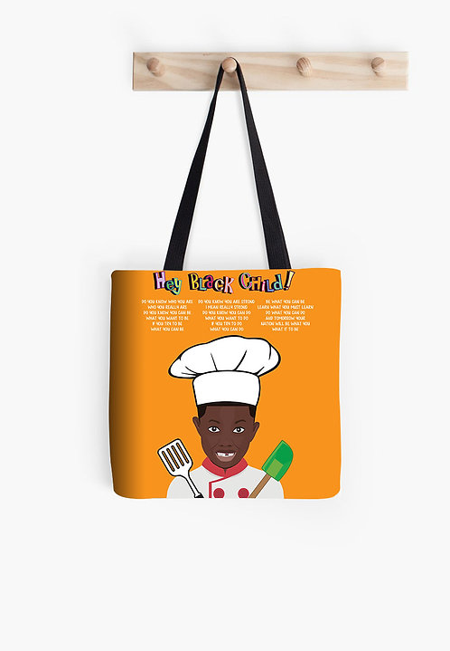 Hey Black Child! Boy Chef