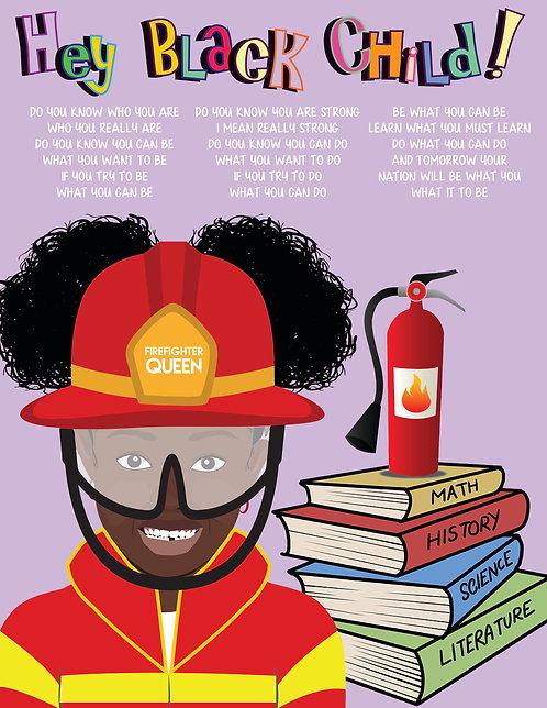 Firefighter - Girl