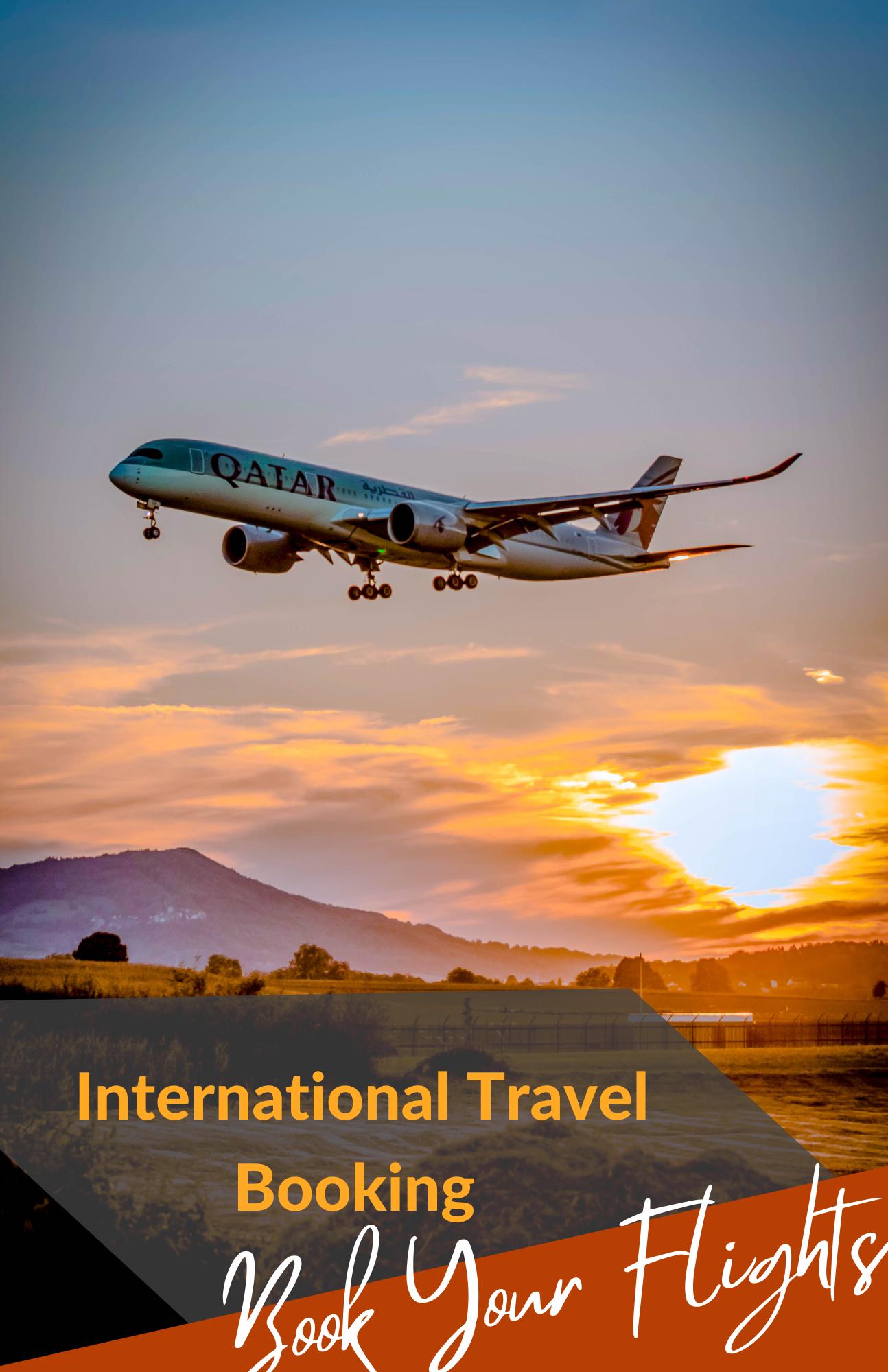 International Itinerary Design