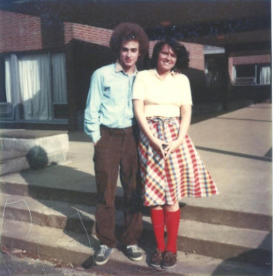 Lucy and Nick Servidio