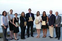 The EBC Ascending Leader Award Team