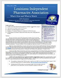 LIPA Newsletter 07-31-2020