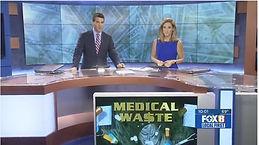 Azar Visit Fox News Live.JPG