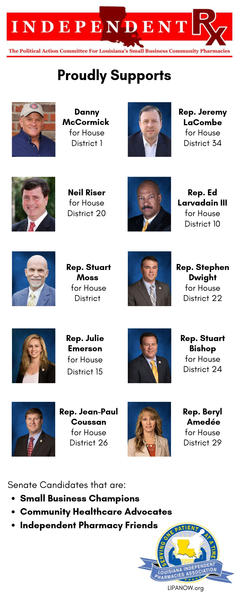 2019 House Endorsements Group 2-A  (1)