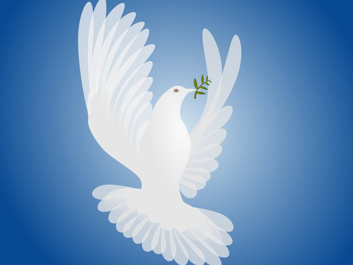 THINK PEACE -While Caregiving