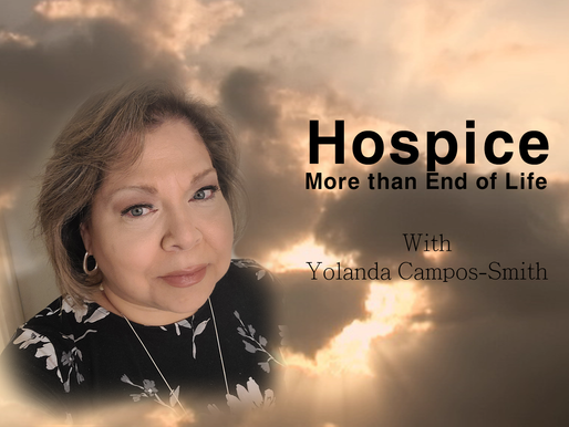 Hospice-More than End of Life