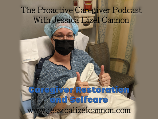 Caregiver Restoration and Selfcare