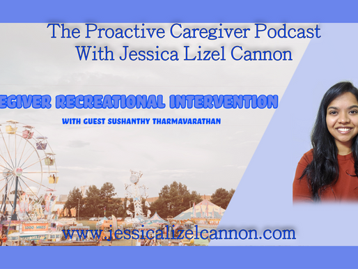 Caregiver Recreational Intervention